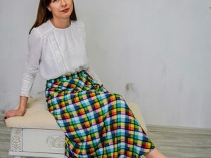 Хлопок. Новые предложения для летних юбок. Ярмарка Мастеров - ручная работа, handmade.