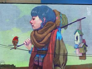 Граффити проект польских художников Etam Cru. Ярмарка Мастеров - ручная работа, handmade.