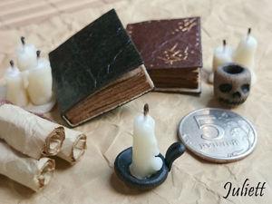 Как сделать мини-свечи для румбокса. Ярмарка Мастеров - ручная работа, handmade.