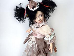 Кукла  «Принцесса Цирка». Ярмарка Мастеров - ручная работа, handmade.