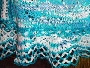 Как связать клиньевую юбку: видеоурок. Ярмарка Мастеров - ручная работа, handmade.
