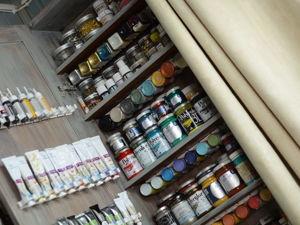 Организуем хранение красок. Ярмарка Мастеров - ручная работа, handmade.