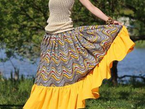Распродажа!!! Скидка 20% на летние юбки и платья!. Ярмарка Мастеров - ручная работа, handmade.