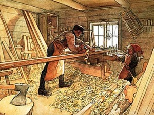 """Столяр, плотник, ЧПУ"": разбираемся в профессиях. Ярмарка Мастеров - ручная работа, handmade."