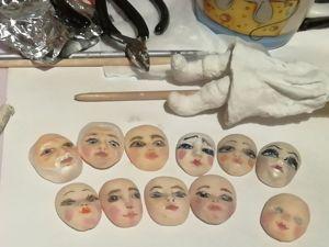 Изготовление новогодней игрушки из ваты. Ярмарка Мастеров - ручная работа, handmade.