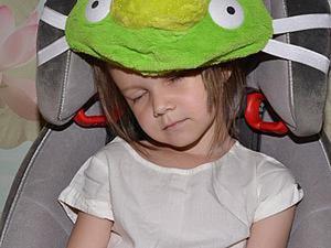 Шьем фиксатор для головы ребенка в автокресле, или Вторая жизнь Короля Свина. Ярмарка Мастеров - ручная работа, handmade.
