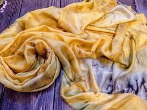 Батик Шёлковый рай (Наталья) Розыгрыш палантина для друзей. Ярмарка Мастеров - ручная работа, handmade.
