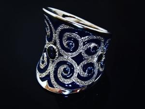 Золотой перстень. Ярмарка Мастеров - ручная работа, handmade.