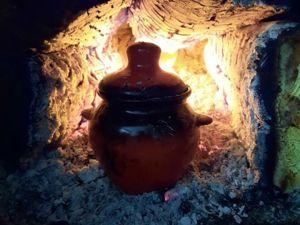 Еда из огня. Готовим в камине. Ярмарка Мастеров - ручная работа, handmade.