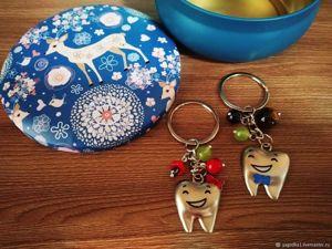 Подарки, сувениры стоматологам. Ярмарка Мастеров - ручная работа, handmade.