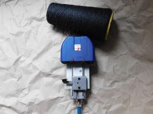 Как правильно скрепить разорванную нить пряжи. Ярмарка Мастеров - ручная работа, handmade.
