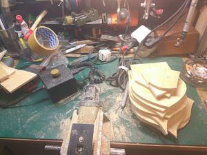 Рабочий процесс. Ярмарка Мастеров - ручная работа, handmade.