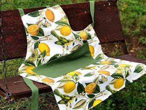 Лимонное настроение. Ярмарка Мастеров - ручная работа, handmade.