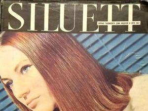 Siluett, Лето 1967 г. Содержание. Ярмарка Мастеров - ручная работа, handmade.
