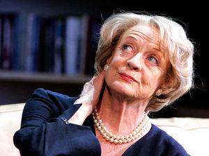 Старость в радость! Дама-Командор — актриса Мэгги Смит. Ярмарка Мастеров - ручная работа, handmade.