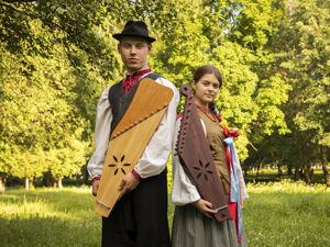 Кокле — певучая душа Латвии. Ярмарка Мастеров - ручная работа, handmade.