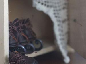 Как сделать миниатюрные коньки для игрушечной коровки. Ярмарка Мастеров - ручная работа, handmade.
