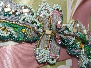 Предлагаю на лентах вышитые  браслеты, сегодня всё по 700 приглашаю за покупкой. Ярмарка Мастеров - ручная работа, handmade.