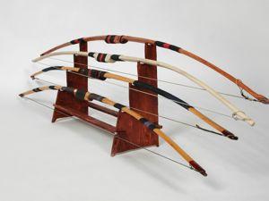 Изготовление исторических луков. Ярмарка Мастеров - ручная работа, handmade.