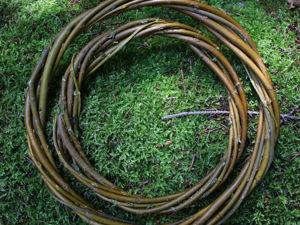Основы для ловцов сов и венков из ивы. Ярмарка Мастеров - ручная работа, handmade.