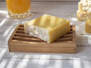 «Апельсиновый сок»  мыло ручной работы. Ярмарка Мастеров - ручная работа, handmade.
