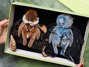 Делаем «апгрейд» упаковки для игрушек. Ярмарка Мастеров - ручная работа, handmade.