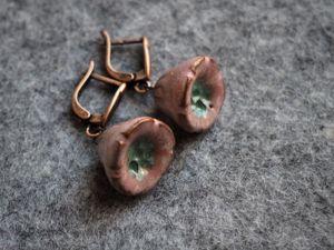 Розовые колокольчики. Ярмарка Мастеров - ручная работа, handmade.