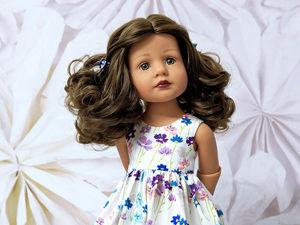 Базовая выкройка платья для Готц Малышки 36 см. Ярмарка Мастеров - ручная работа, handmade.