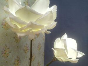 Что нужно знать об изолоне и светильниках из него?. Ярмарка Мастеров - ручная работа, handmade.