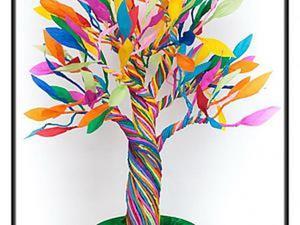 Как сотворить «Чудо-дерево». Ярмарка Мастеров - ручная работа, handmade.