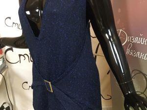 Видео костюма Синяя ночь. Ярмарка Мастеров - ручная работа, handmade.