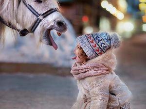 Почему дети такие милые? Давайте разберёмся!. Ярмарка Мастеров - ручная работа, handmade.