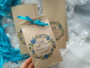 Бонбоньерки свадебные. Ярмарка Мастеров - ручная работа, handmade.