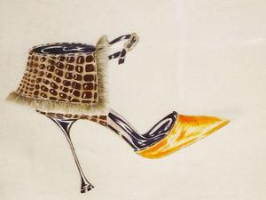 Manolo Blahnik: обувь как искусство. Часть вторая. Ярмарка Мастеров - ручная работа, handmade.