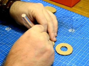 Что можно сделать из картонной коробки?. Ярмарка Мастеров - ручная работа, handmade.