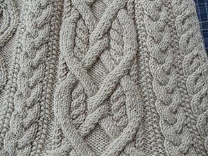 Наследие Арановых островов: элегантное вязание. Ярмарка Мастеров - ручная работа, handmade.