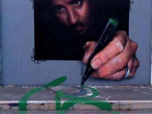 Граффити, или Каменные джунгли оживают. Ярмарка Мастеров - ручная работа, handmade.
