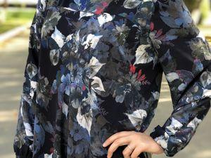 Сапфировая ночь — платье из новой коллекции. Ярмарка Мастеров - ручная работа, handmade.