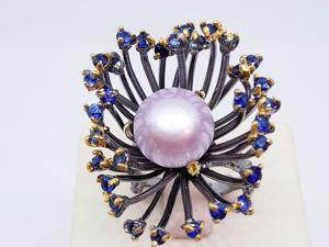 Видео кольца  «Рождение звезды». Ярмарка Мастеров - ручная работа, handmade.