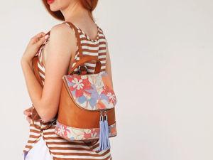 ЦветОК! Любая сумка с цветочными мотивами со скидкой -30%!. Ярмарка Мастеров - ручная работа, handmade.