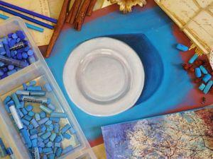 Индивидуальные уроки рисования пастелью по Скайпу. Ярмарка Мастеров - ручная работа, handmade.