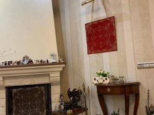 Руническое полотно вписалось в интерьер. Ярмарка Мастеров - ручная работа, handmade.