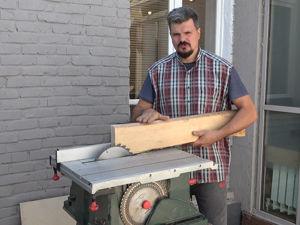 Как распилить доску в два раза больше высоты пильного диска?. Ярмарка Мастеров - ручная работа, handmade.