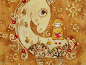 Сказка для Единорога. Ярмарка Мастеров - ручная работа, handmade.