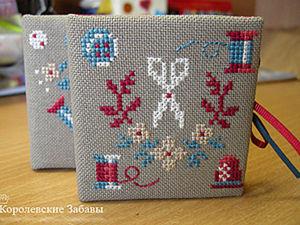 Simpleasy Pincushion DIY. Livemaster - handmade