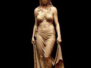 Benjamin Matthew Victor и его удивительные скульптуры. Ярмарка Мастеров - ручная работа, handmade.