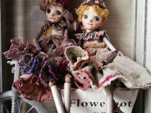 Новые куклы в моем магазине  «Смешнючки ». Ярмарка Мастеров - ручная работа, handmade.