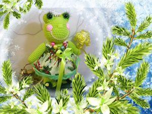 Милые Друзья Солнышки, а почему бы не начать Новый Год ...(друзьям). Ярмарка Мастеров - ручная работа, handmade.
