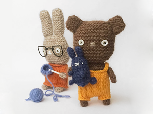 The Boy Who Knits: Charming Works by Jake Henzler. Livemaster - handmade