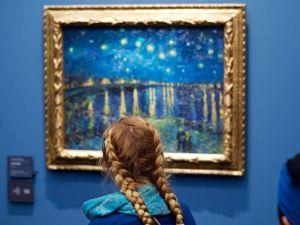 Вот так совпадение: фотограф Стефан Драшан обнаружил удивительное сходство картин и ценителей искусства. Ярмарка Мастеров - ручная работа, handmade.